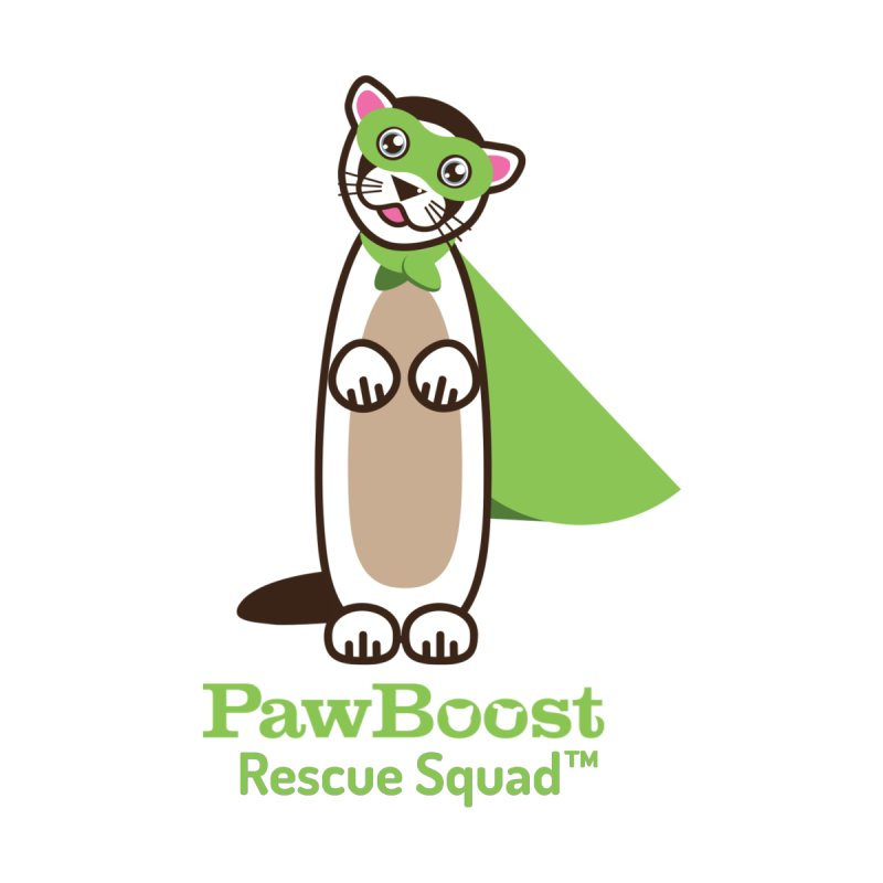 Frankie (ferret) by PawBoost's Shop