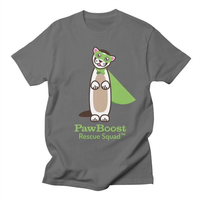 Frankie (ferret) Men's T-Shirt by PawBoost's Shop