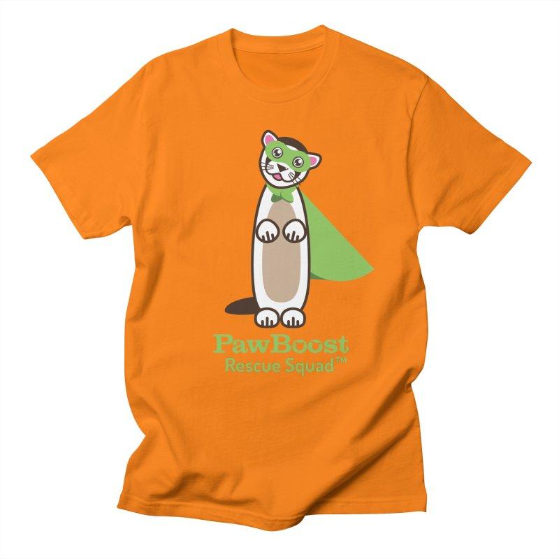 Frankie (ferret) Women's Unisex T-Shirt by PawBoost's Shop