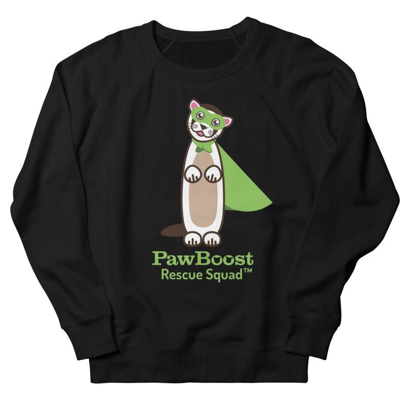 Frankie (ferret) Women's Sweatshirt by PawBoost's Shop