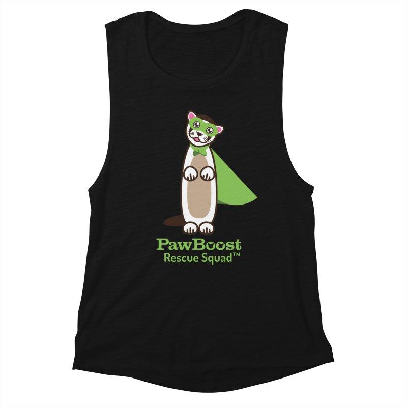 Frankie (ferret) Women's Tank by PawBoost's Shop