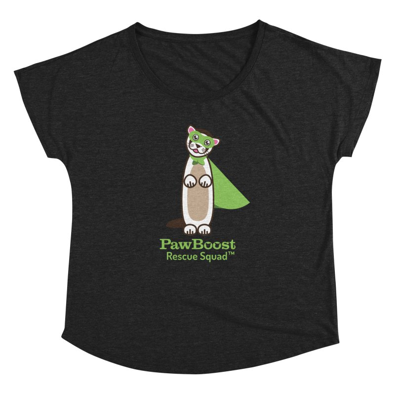 Frankie (ferret) Women's Dolman by PawBoost's Shop
