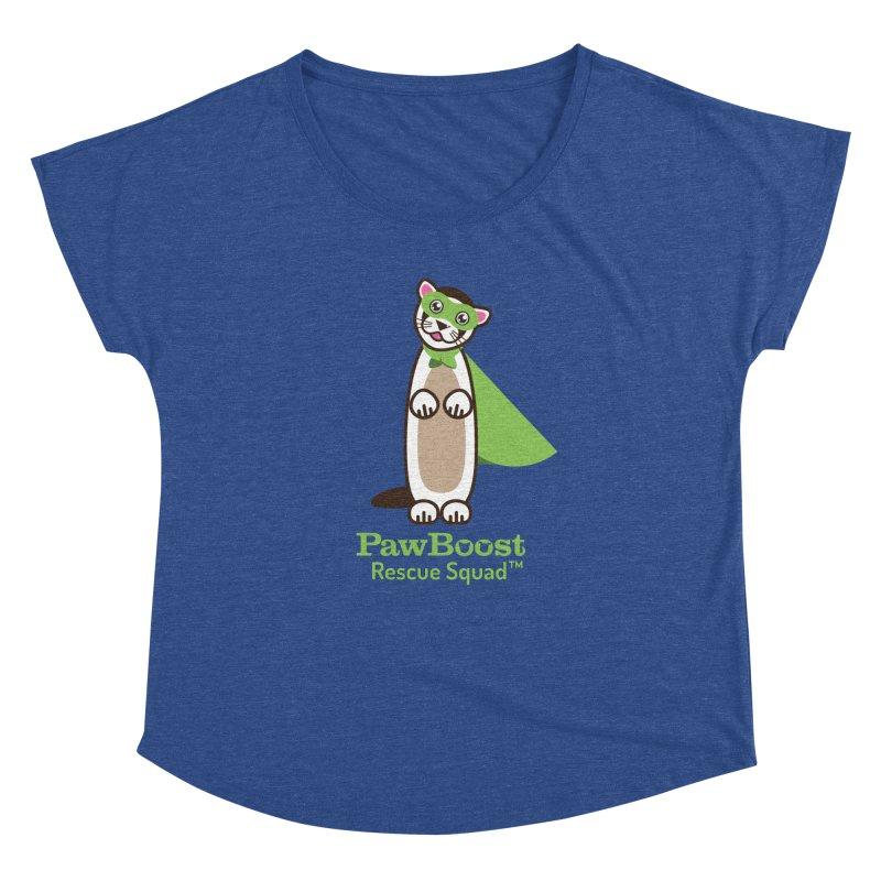 Frankie (ferret) Women's Dolman by PawBoost's Shop
