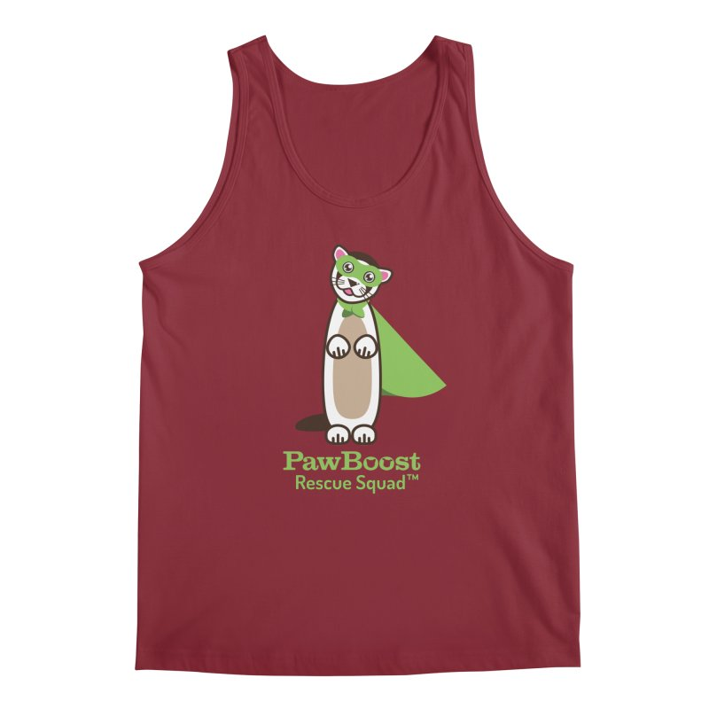 Frankie (ferret) Men's Tank by PawBoost's Shop