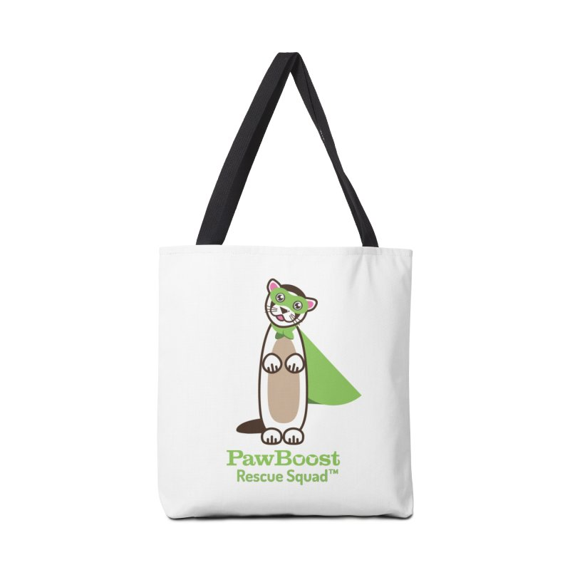 Frankie (ferret) Accessories Bag by PawBoost's Shop