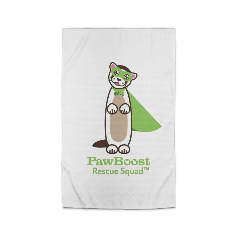 Frankie (ferret) Home Rug by PawBoost's Shop