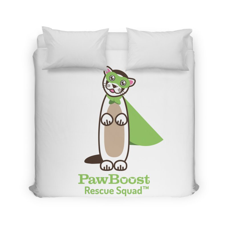 Frankie (ferret) Home Duvet by PawBoost's Shop