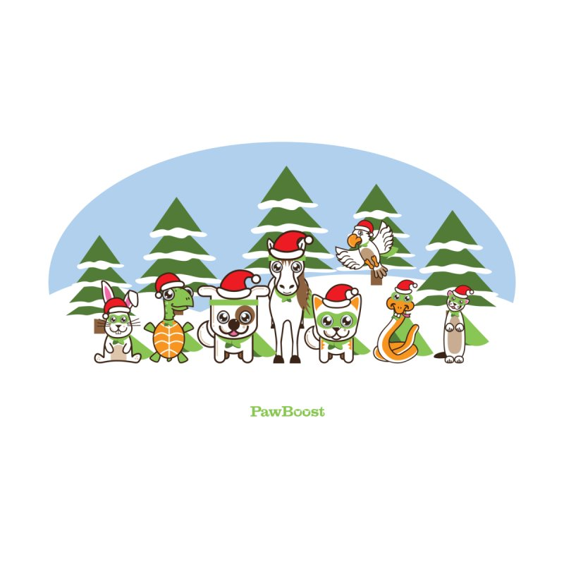 Rescue Squad (winter wonderland) by PawBoost's Shop