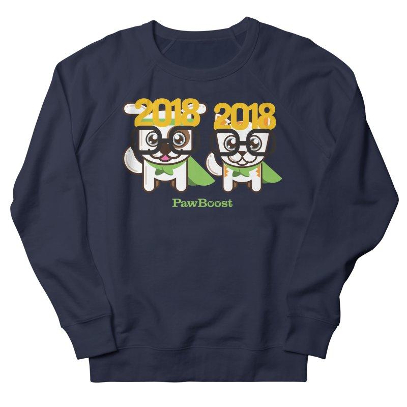 Hello 2018! Women's Sweatshirt by PawBoost's Shop