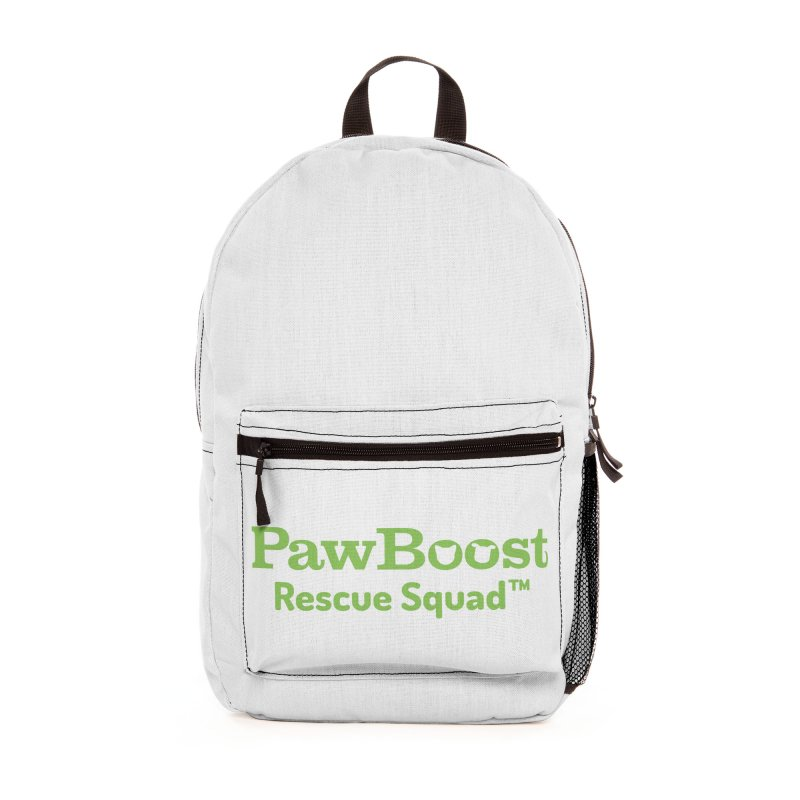 Rescue Squad Accessories Bag by PawBoost's Shop