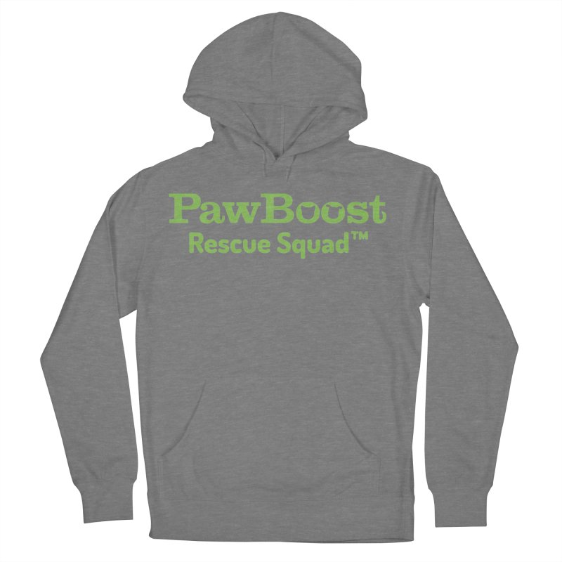 Rescue Squad Women's French Terry Pullover Hoody by PawBoost's Shop