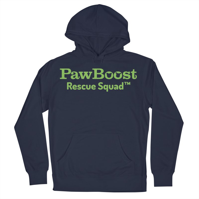 Rescue Squad Men's Pullover Hoody by PawBoost's Shop