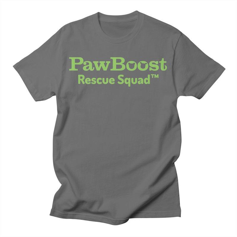Rescue Squad Men's T-Shirt by PawBoost's Shop
