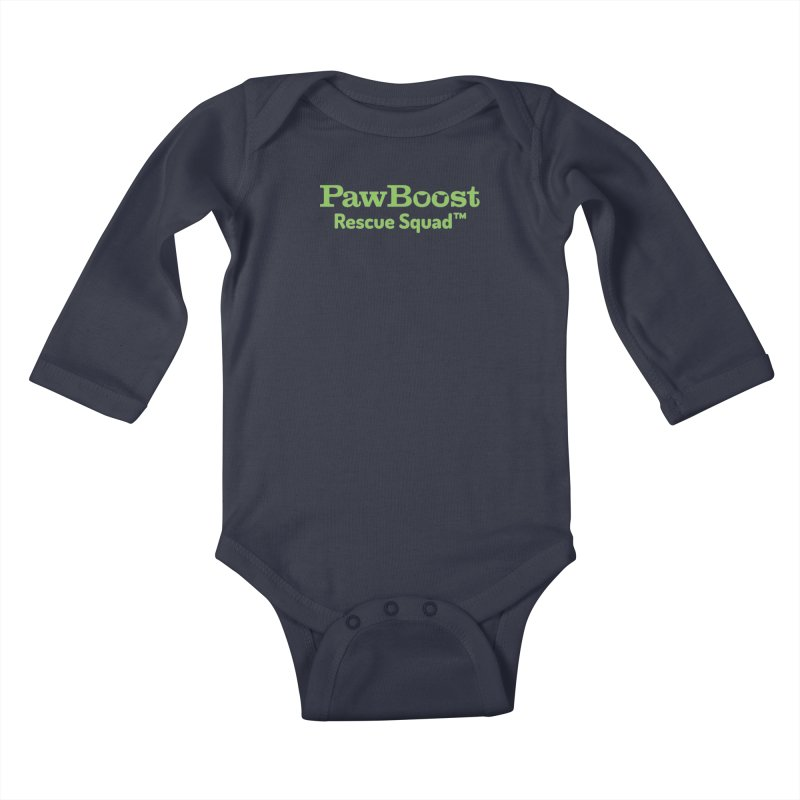 Rescue Squad Kids Baby Longsleeve Bodysuit by PawBoost's Shop