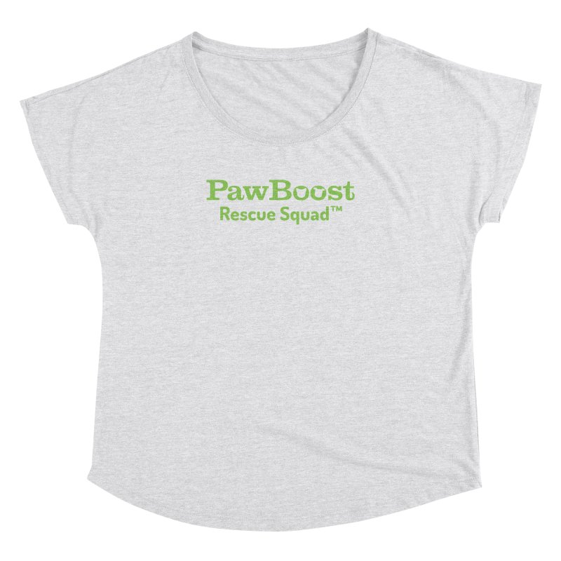 Rescue Squad Women's Dolman by PawBoost's Shop