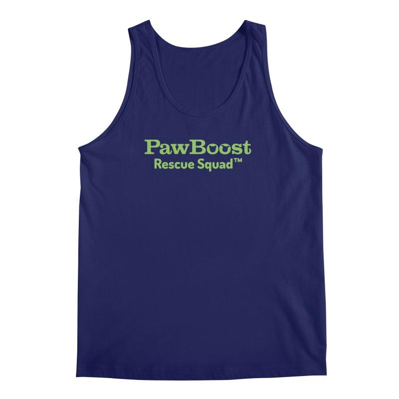 Rescue Squad Men's Tank by PawBoost's Shop