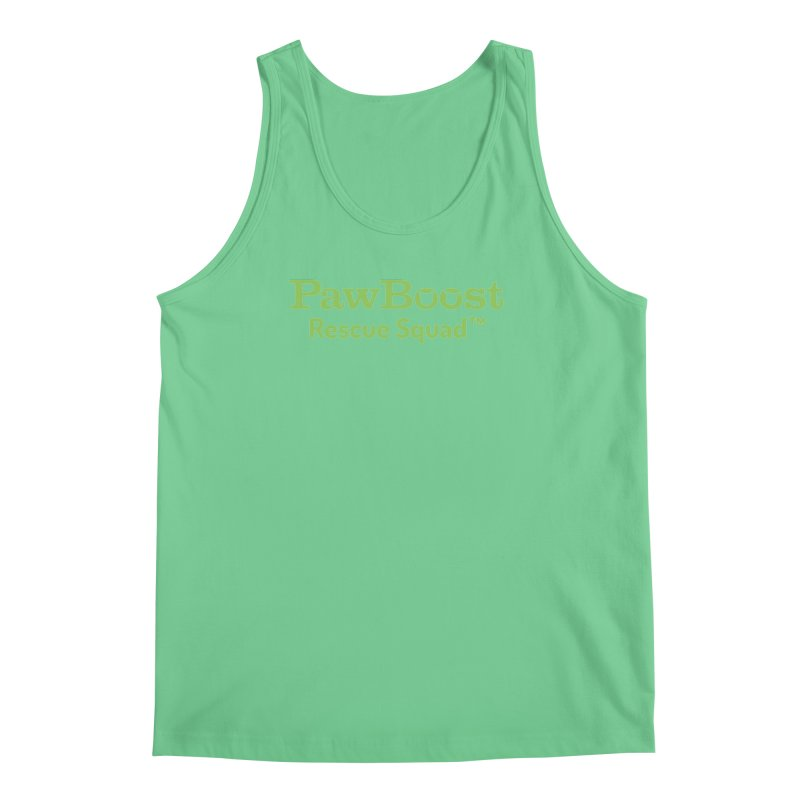 Rescue Squad Men's Tank by PawBoost's Shop