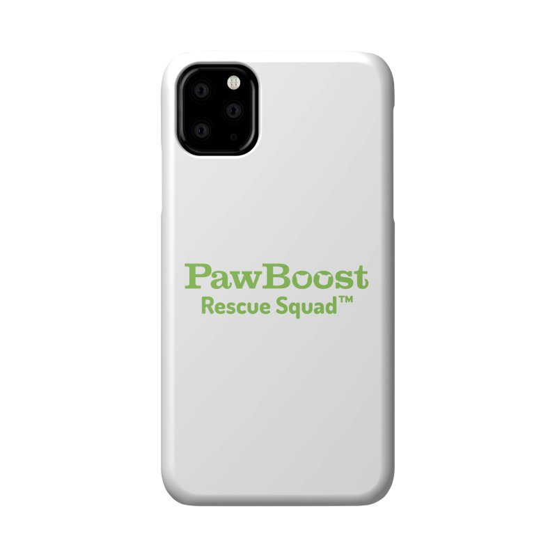 Rescue Squad Accessories Phone Case by PawBoost's Shop