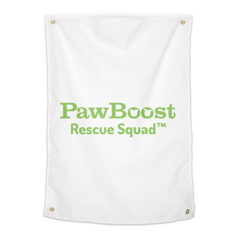 Rescue Squad Home Tapestry by PawBoost's Shop