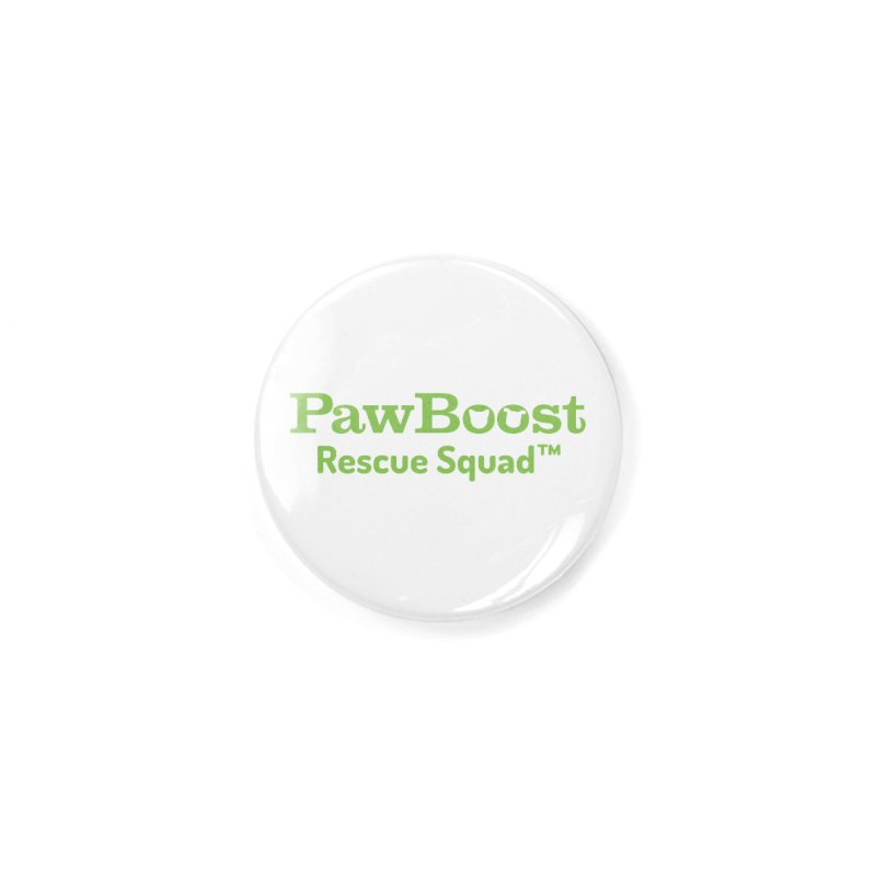 Rescue Squad Accessories Button by PawBoost's Shop