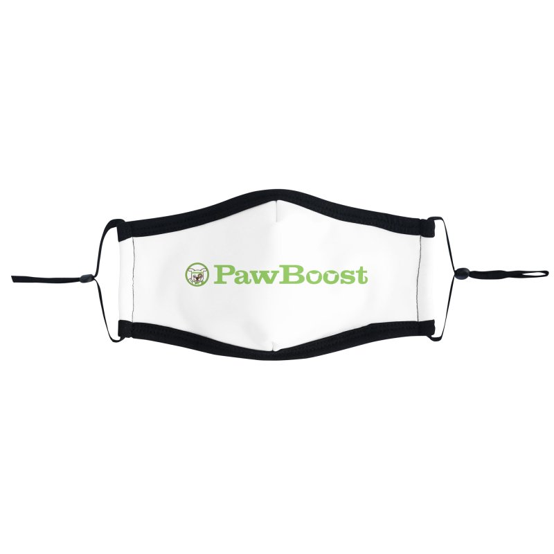 PawBoost Accessories Face Mask by PawBoost's Shop