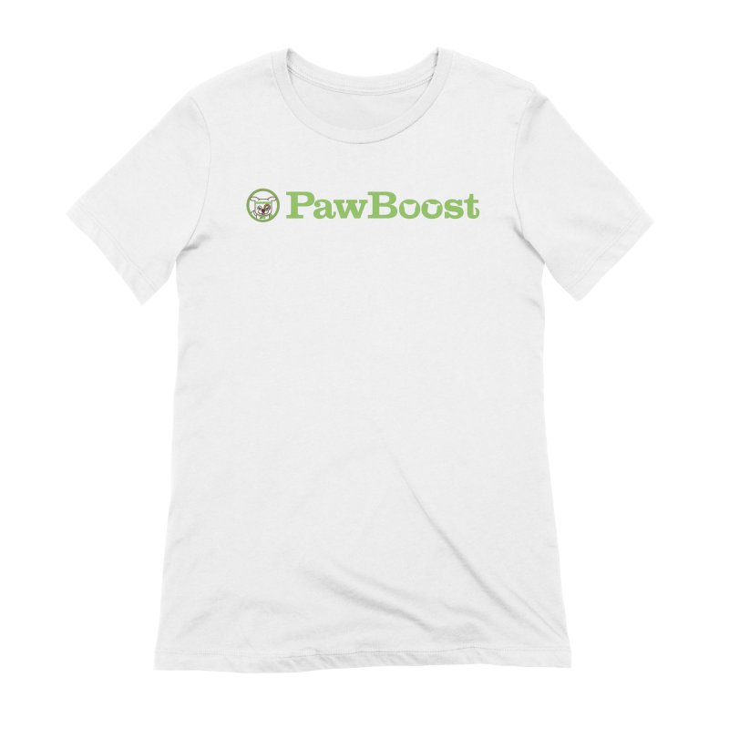 PawBoost Women's Extra Soft T-Shirt by PawBoost's Shop