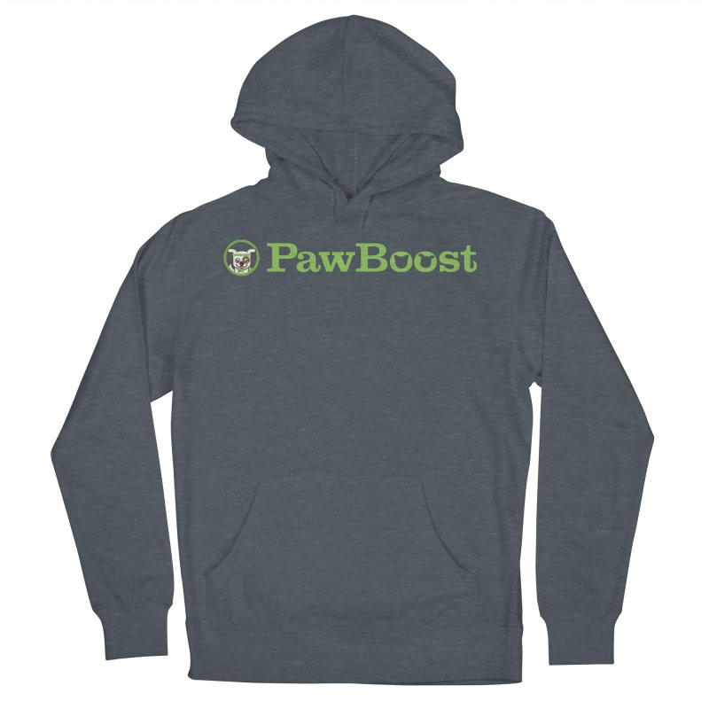 PawBoost Women's French Terry Pullover Hoody by PawBoost's Shop