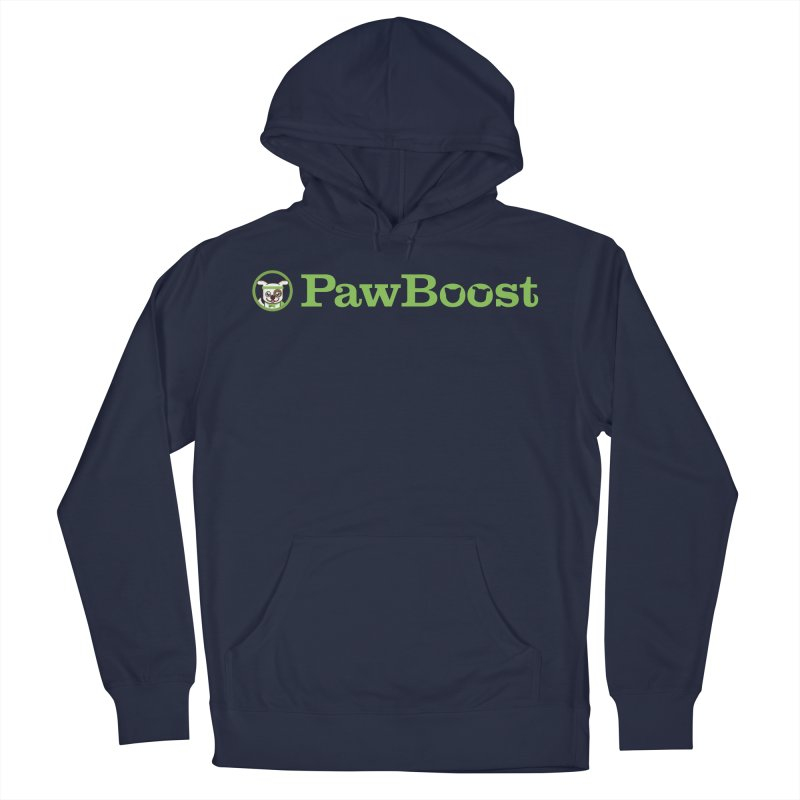 PawBoost Men's Pullover Hoody by PawBoost's Shop
