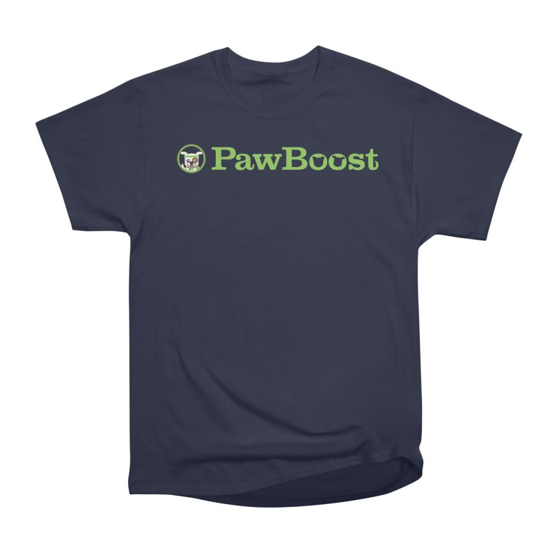 PawBoost Women's Heavyweight Unisex T-Shirt by PawBoost's Shop
