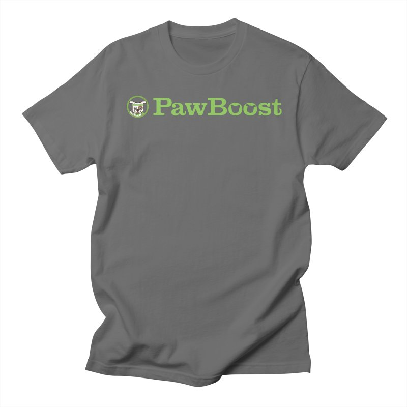 PawBoost Men's T-Shirt by PawBoost's Shop