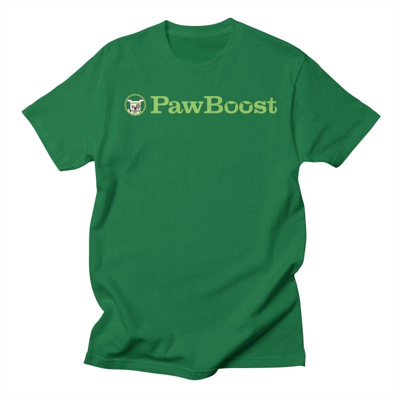 PawBoost Women's Regular Unisex T-Shirt by PawBoost's Shop