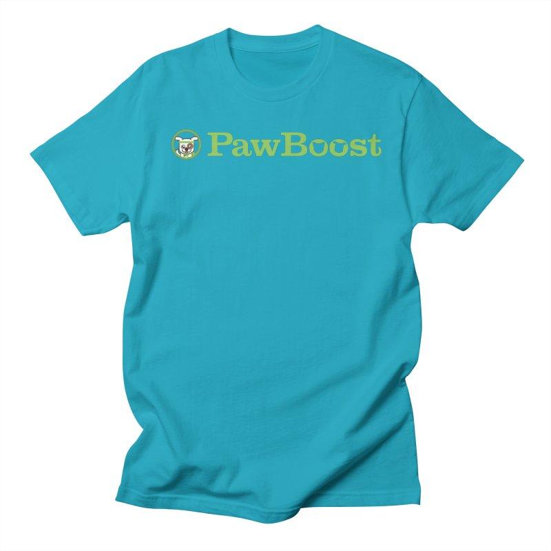 PawBoost Women's Unisex T-Shirt by PawBoost's Shop