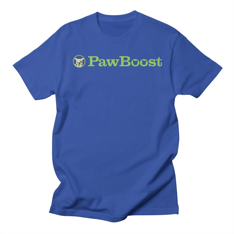PawBoost Men's Regular T-Shirt by PawBoost's Shop