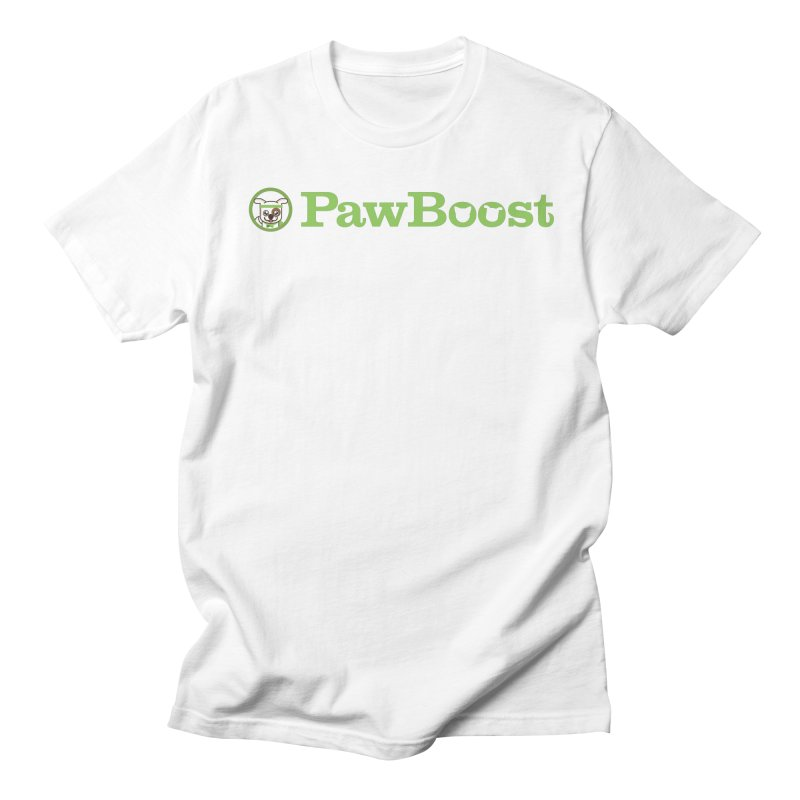 PawBoost Men's Regular T-Shirt by PawBoost's Shop
