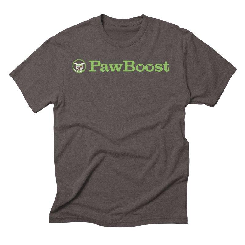 PawBoost Men's Triblend T-Shirt by PawBoost's Shop