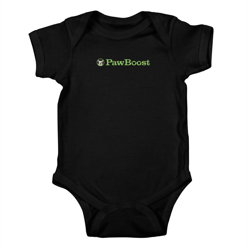PawBoost Kids Baby Bodysuit by PawBoost's Shop