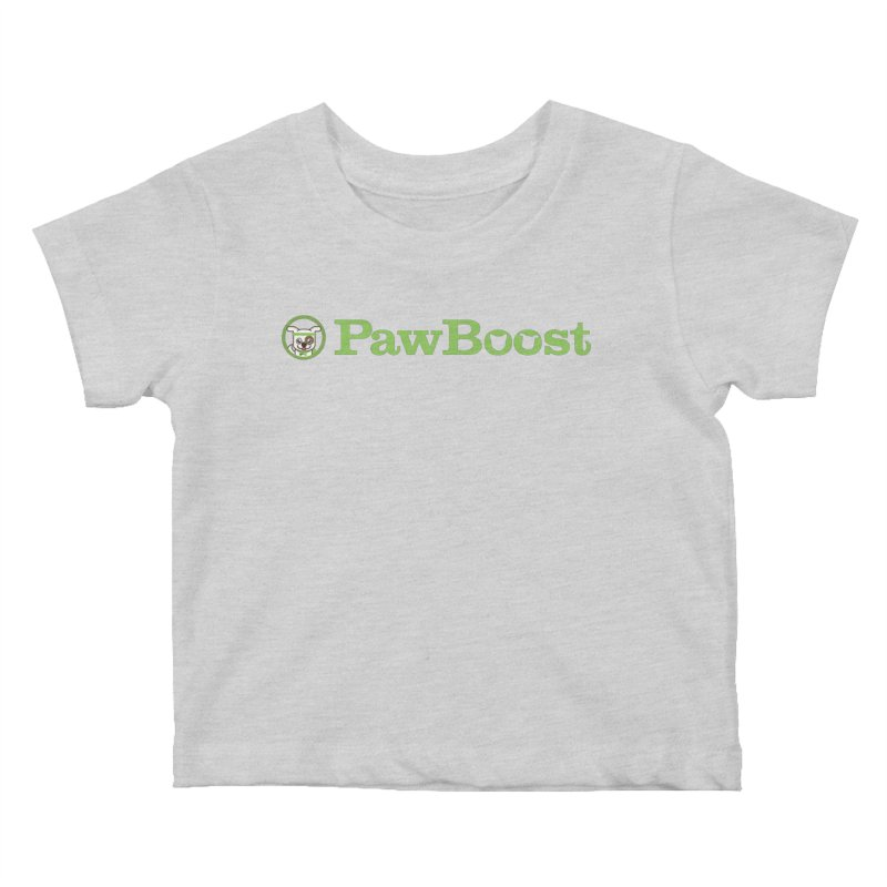 PawBoost Kids Baby T-Shirt by PawBoost's Shop