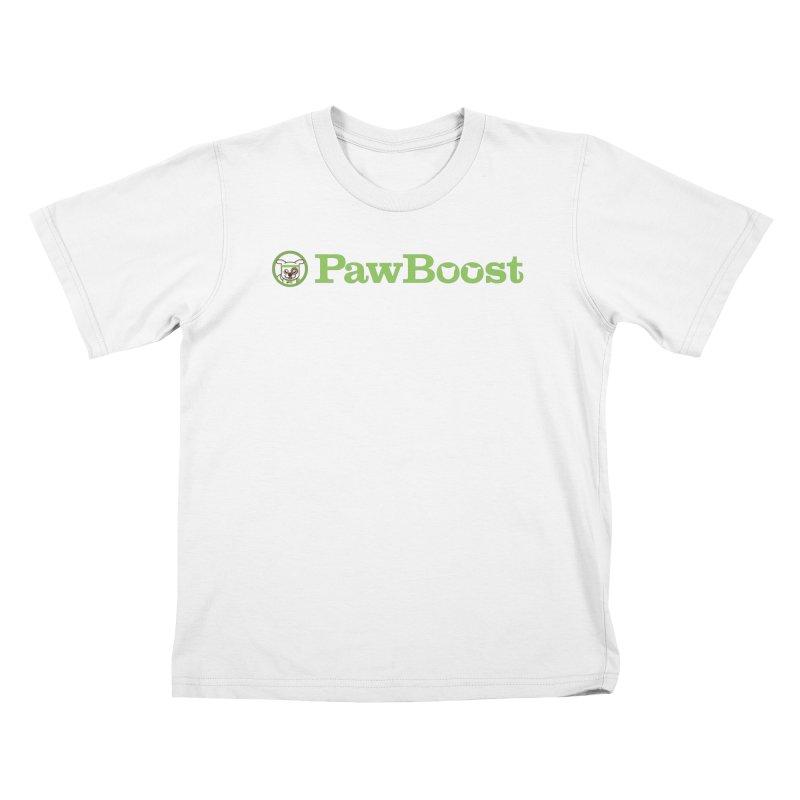 PawBoost Kids T-Shirt by PawBoost's Shop
