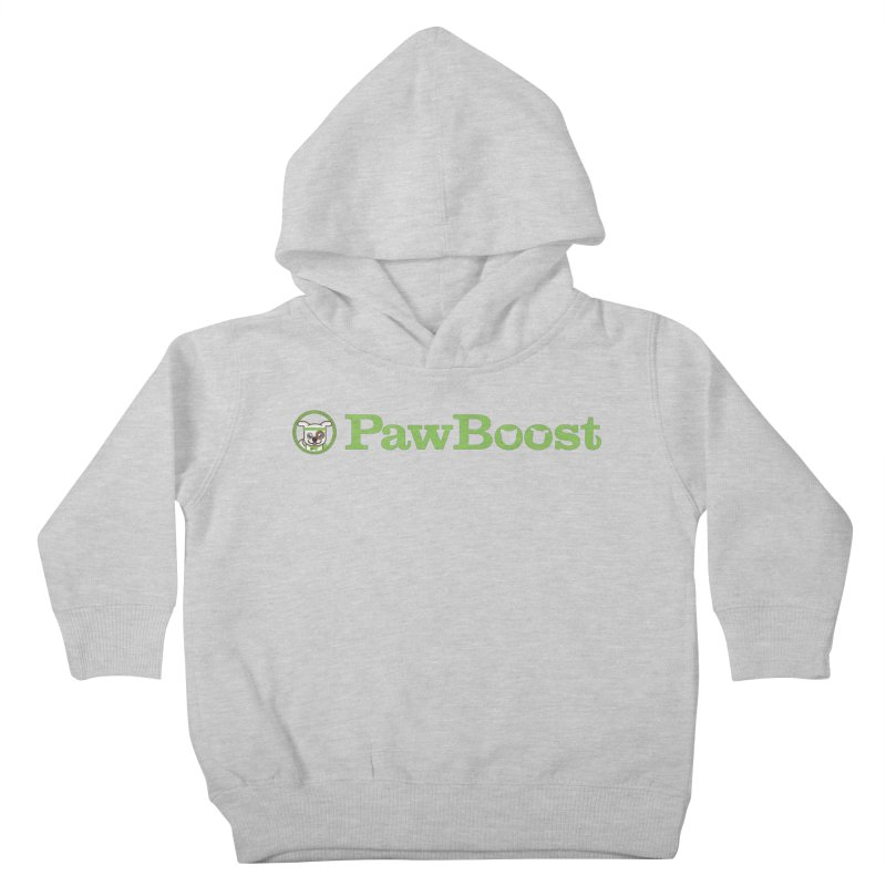 PawBoost Kids Toddler Pullover Hoody by PawBoost's Shop