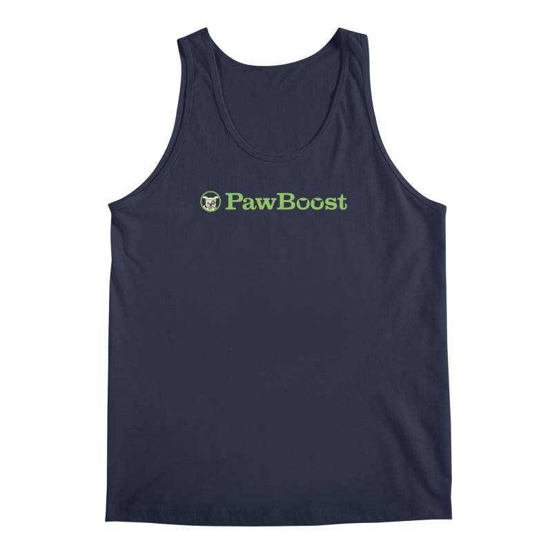 PawBoost Men's Regular Tank by PawBoost's Shop