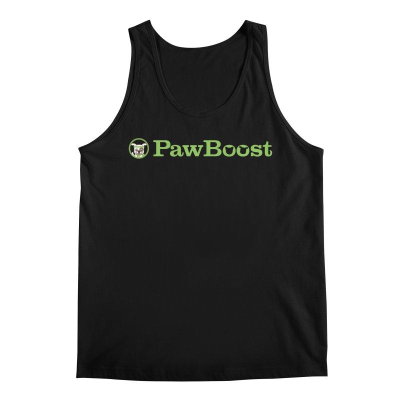 PawBoost Men's Regular Tank by PawBoost's Shop