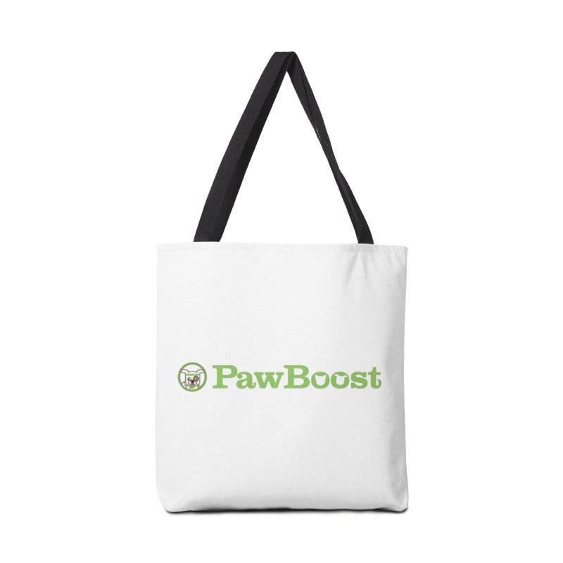 PawBoost Accessories Tote Bag Bag by PawBoost's Shop