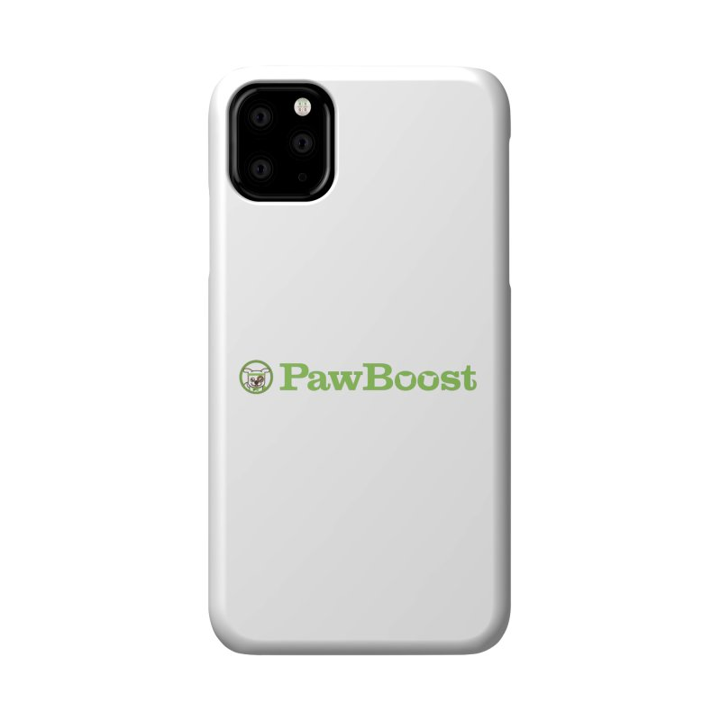 PawBoost Accessories Phone Case by PawBoost's Shop