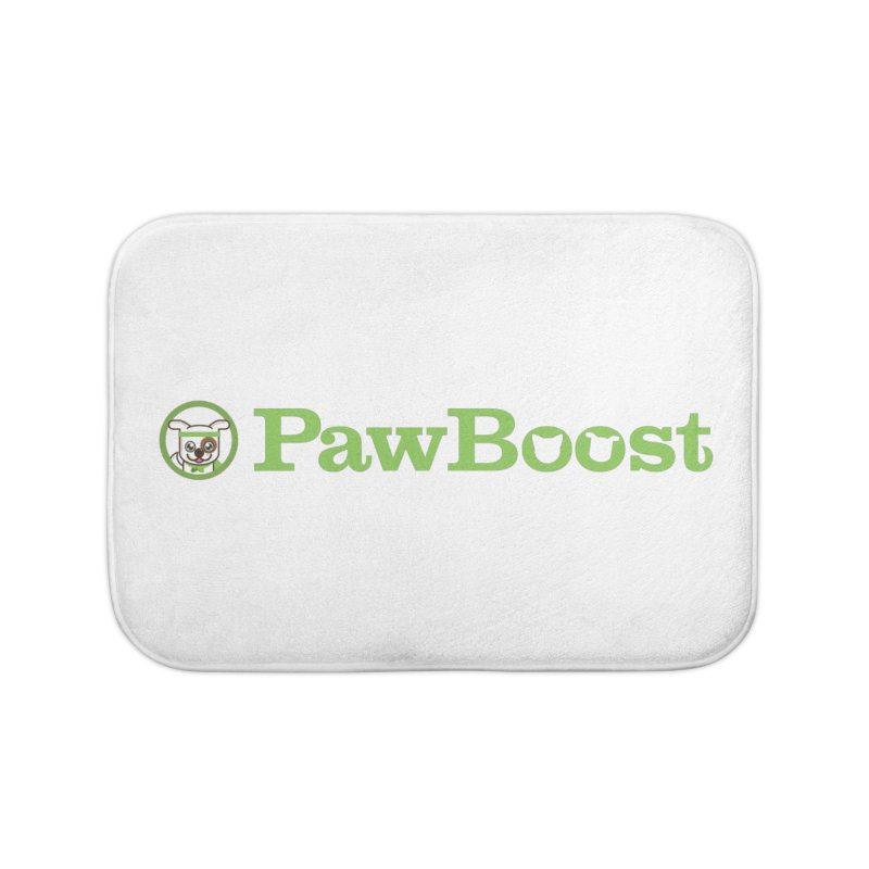 PawBoost Home Bath Mat by PawBoost's Shop