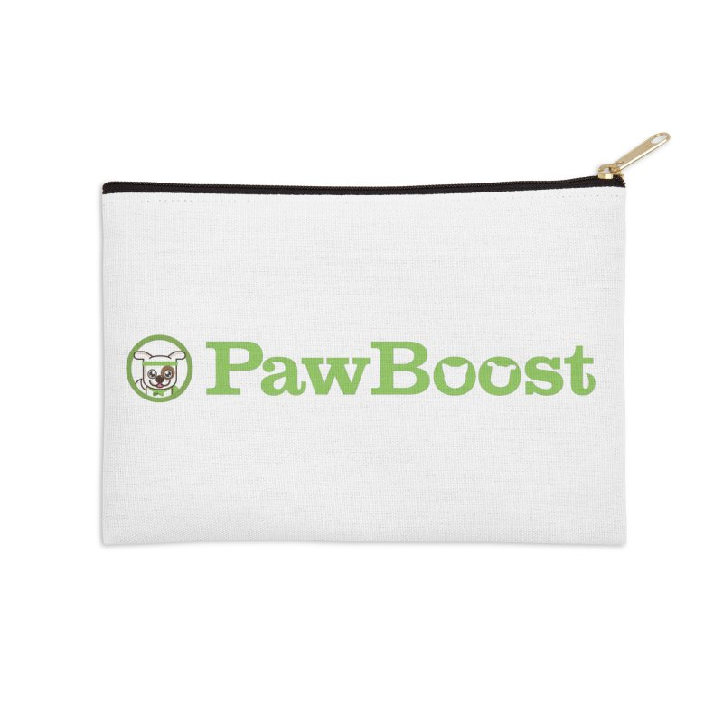 PawBoost Accessories Zip Pouch by PawBoost's Shop
