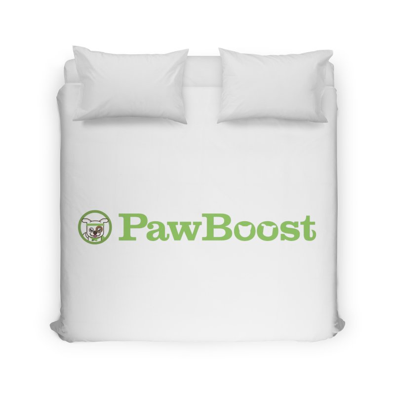 PawBoost Home Duvet by PawBoost's Shop
