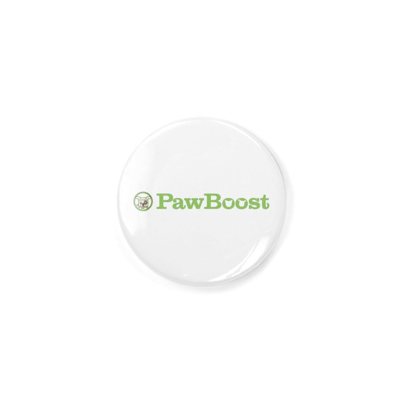 PawBoost Accessories Button by PawBoost's Shop