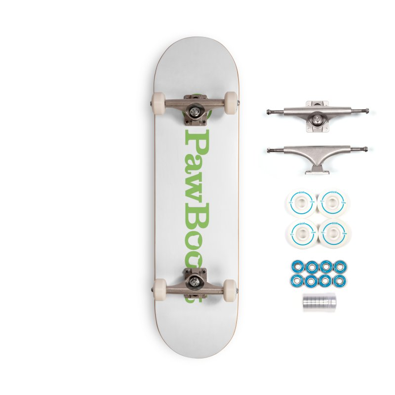 PawBoost Accessories Complete - Basic Skateboard by PawBoost's Shop