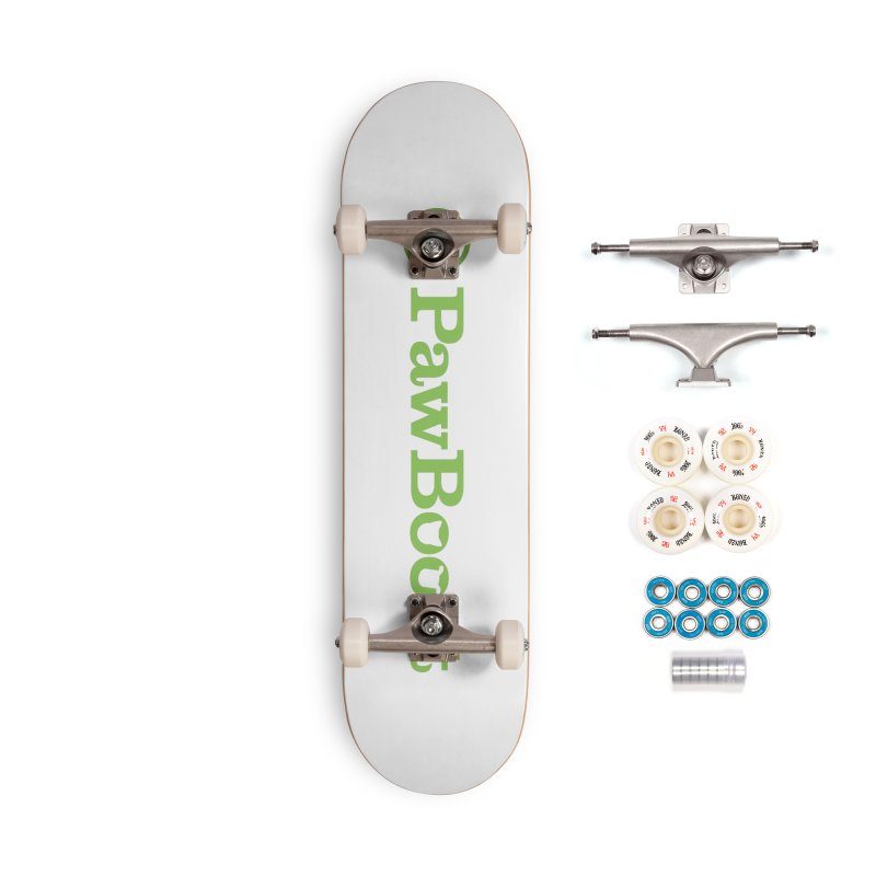 PawBoost Accessories Complete - Premium Skateboard by PawBoost's Shop