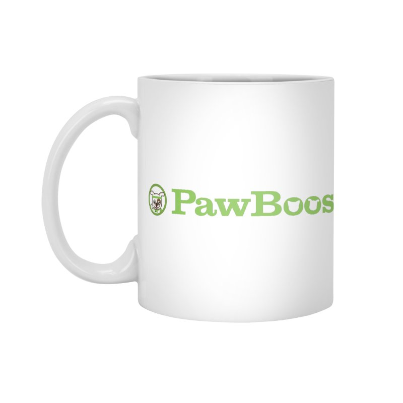 PawBoost Accessories Mug by PawBoost's Shop